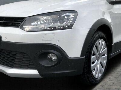 gebraucht VW Polo Cross 1.4 TDI DSG KLIMA XENON