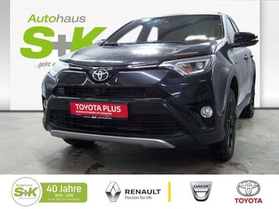 gebraucht Toyota RAV4 2,0l D-4D (143 PS ) Edition-S Safety Sense