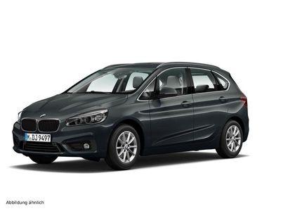 gebraucht BMW 218 Active Tourer Advantage Pano-Dach Navi LED