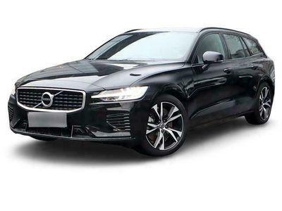 gebraucht Volvo V60 V60T6 AWD RECHARGE R-Design NP:68.870-/0.5%/AHK/HYBRID