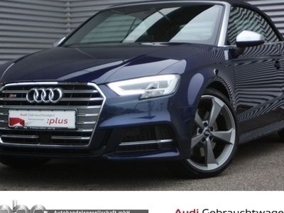gebraucht Audi S3 Cabriolet Matrix Assist magneticR virt.C. B+O