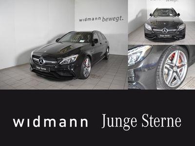 gebraucht Mercedes C63 AMG AMG S T Drivers P.*Perf. Sitze*Comand