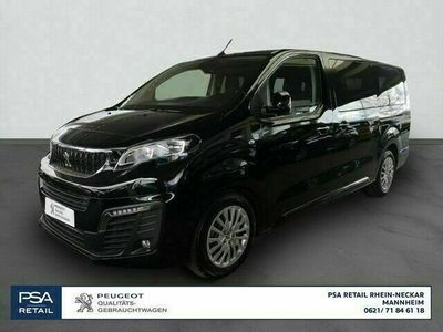 gebraucht Peugeot Traveller Business L3 2.0 BlueHDi 180 EAT8*9-SITZER*NAVI*EPH