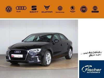 gebraucht Audi A3 Limousine sport 1.5 TFSI 110 kW (150 PS) 6-Gang