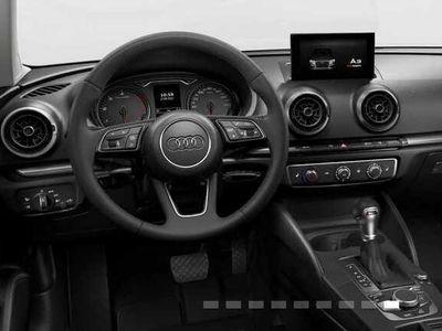 gebraucht Audi A3 Sportback 2.0 TDI sport Euro 6, MMI Navi, Bi