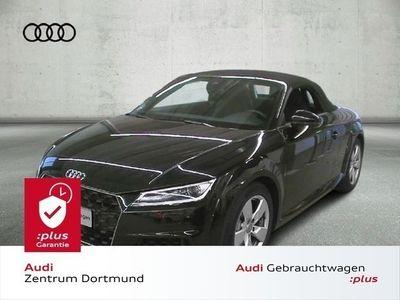 gebraucht Audi TT Roadster 45TFSI Navi+/Leder/GRA/APS+