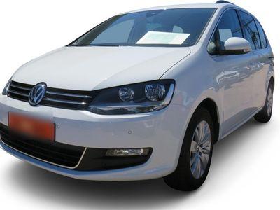 gebraucht VW Sharan Sharan2.0 TDI Comfortline DSG KLIMA 7-Sitzer Wi