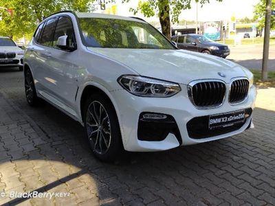 gebraucht BMW X3 xDrive20d MSport