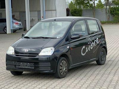 gebraucht Daihatsu Cuore 1.0 blu