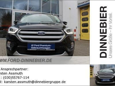 gebraucht Ford Kuga Cool&Connect