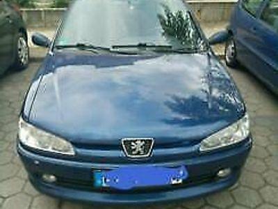 used Peugeot 306 Baujahr 2001 für Bastler