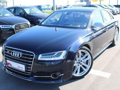 gebraucht Audi S8 plus NP175t Standh HUD Matrix B&O Sitzh. better