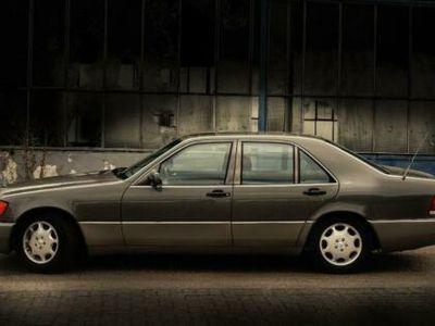 używany Mercedes 600 - V12 - W140