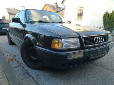gebraucht Audi 80 B4 Comfort el. Schiebedach ZV Alarm TÜV 05/20