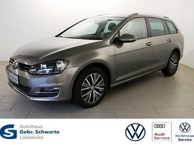 gebraucht VW Golf VII Variant 1.2 TSI Allstar Navi Standheizu