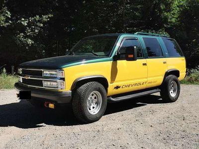 gebraucht Chevrolet Tahoe 5.7 4x4