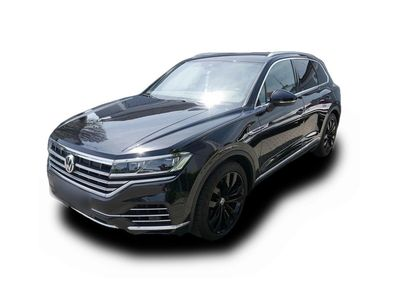 gebraucht VW Touareg 3.0 V6 TDI SCR 4M * AHK * INNOVISION COCKPIT * 21 ZOLL * LUFTFAHRWERK * LEDERPAKET