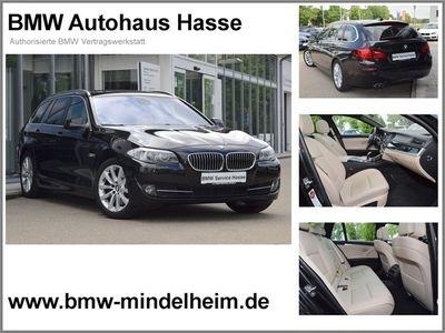 gebraucht BMW 525 dA Tour NaviProf HUD Pano adaptXen HiFi