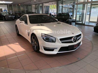 używany Mercedes SL63 AMG AMG Performance/Drivers/Distronic/Panorama