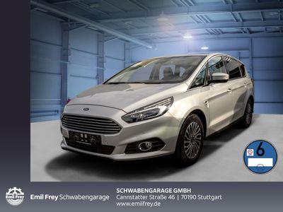 gebraucht Ford S-MAX 2.0 EcoBlue Aut. Titanium LED ACC Navi
