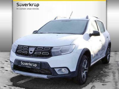 gebraucht Dacia Sandero Stepway Celebration TCe 100+NAVI+KLIMA+FSP+