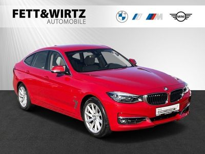 gebraucht BMW 320 Gran Turismo d xDrive Luxury Line Aut