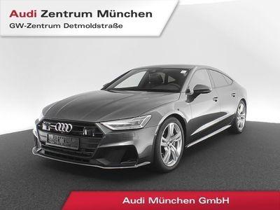 "gebraucht Audi A7 Sportback 55 TFSI qu. S line Assistenz Pano Virtual LED Navi Leder 20"" Umgebungskameras S tronic"