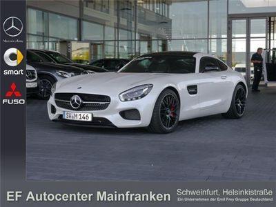 gebraucht Mercedes AMG GT S designo Distron. Perform.sitz Burmester Nappa