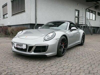 używany Porsche 991 2 GTS Cabriolet Chrono PDCC LED Kamera