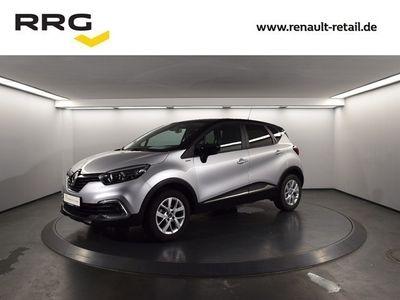 gebraucht Renault Captur LIMITED DELUXE TCe 90 SITZHEIZUNG