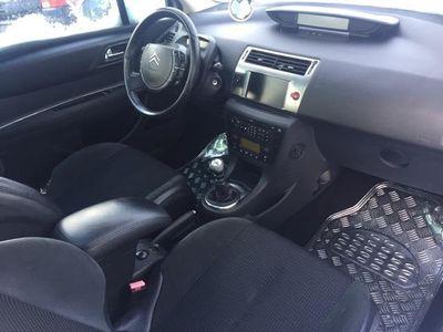 gebraucht Citroën C4 Coupe 2.0 HDi FAP VTS