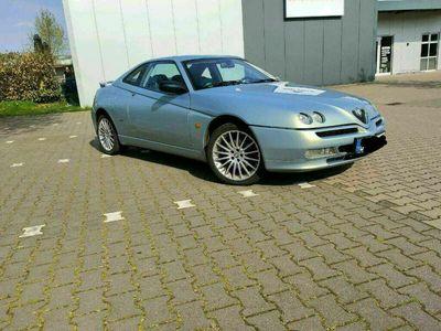 gebraucht Alfa Romeo GTV 2.0 L Nuvola Blue/ Blue Style TÜV 09/22