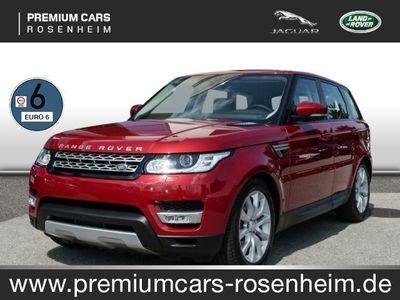 gebraucht Land Rover Range Rover Sport HSE 2.0l SD4 Kamera Navi Xenon