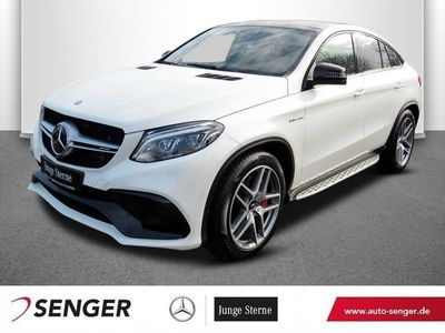 gebraucht Mercedes GLE63 AMG AMG S Coupé Panorama Distronic Drivers-P.
