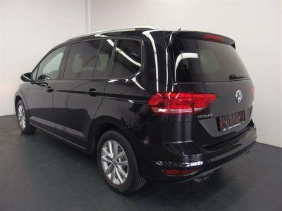 gebraucht VW Touran Comfortl. 2,0 TDI DSG Navi/Allstar-Paket