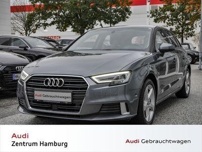 gebraucht Audi A3 Sportback 1,4 TFSI COD ultra sport 6-Gang LED KAMERA
