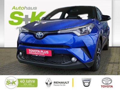 gebraucht Toyota C-HR Style Selcetion Hybrid 1,8L. *Navi*LED*R-Ka