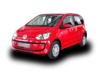 gebraucht VW up! 1.0 Klima, el. Fensterheber, Radio...