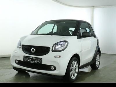 gebraucht Smart ForTwo Coupé turbo passion LED Pano. SHZ cool&audio