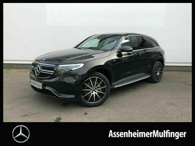 gebraucht Mercedes EQC400 4MATIC **AMG/20Z/Multibeam/MBUX/SHD/AHK