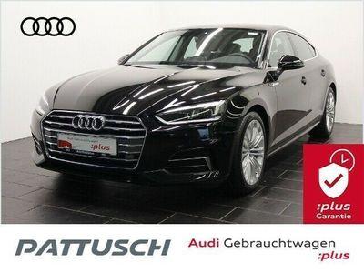 gebraucht Audi A5 Sportback Sport 40 TDI Q AHZV DAB LED Navi Plus
