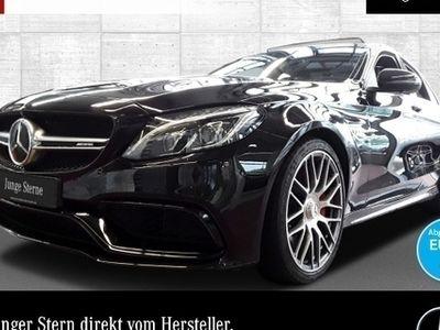 gebraucht Mercedes C63S AMG Mercedes-AMG