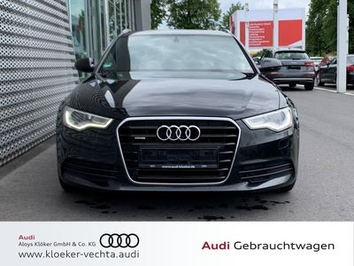 gebraucht Audi A6 Avant 3.0 TDI quattro 180 kW (245 PS) S tronic