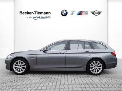 gebraucht BMW 530 d Touring AHK Navi Panoramadach Bluetooth CD