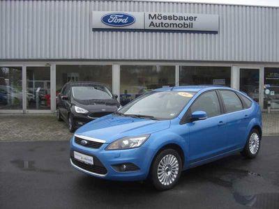 gebraucht Ford Focus 1.6 Ti-VCT Titanium, Gebrauchtwagen bei Alois Mössbauer GmbH