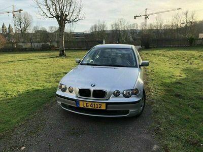 gebraucht BMW 316 Compact ti als Sportwagen/Coupé in Echternacherbrück