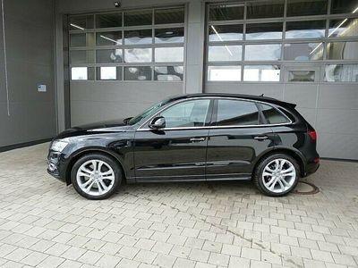 gebraucht Audi SQ5 AHK,Xenon,Navi,APS XENON KLIMA ALU SITZHZG AHK