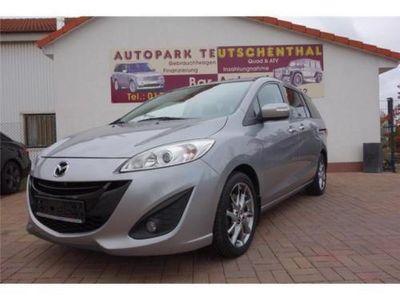 gebraucht Mazda 5 Sendo, 1.Hand, Klimaautom., 7. Sitzer, Ahk.