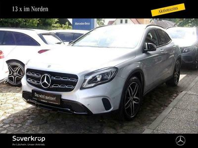 gebraucht Mercedes GLA200 Urban Night/LED/Memory/Navi/PDC
