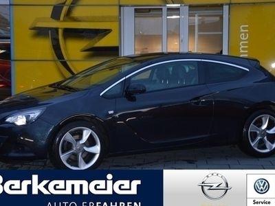 käytetty Opel Astra GTC Innovation 2.0 Xenon/Parkp/Sitzh